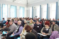В Ужгороді відбулася регіональна конференція «Область без сиріт»